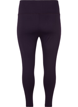 Leggings mit Mesh-Detail