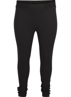 Legging met lace-up detail