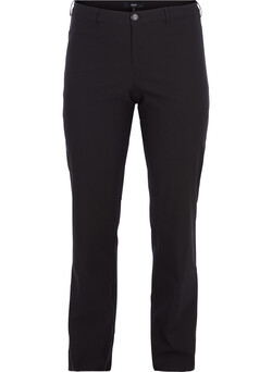 Trousers with regular fit