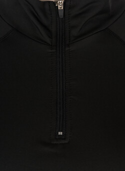 Trainingsjacke mit Mesh