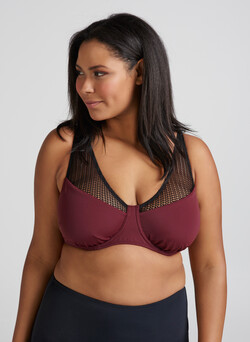SSYDNEY SOLID, W, BRA