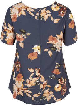 VVIGA, S/S, BLUSE
